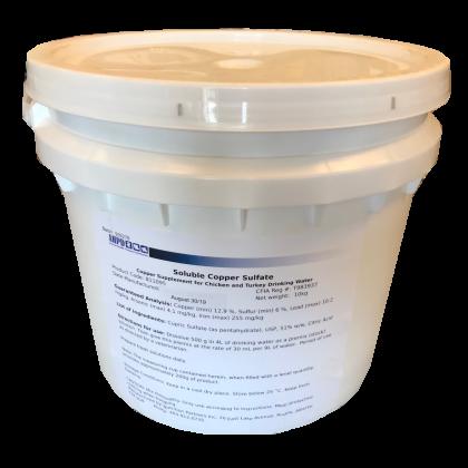 Soluble Copper Sulfate